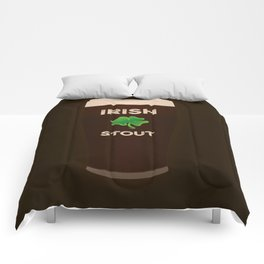 Irish Stout Comforters