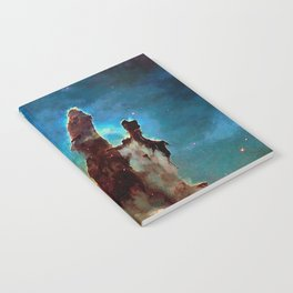 Eagle Nebula's Pillars Notebook