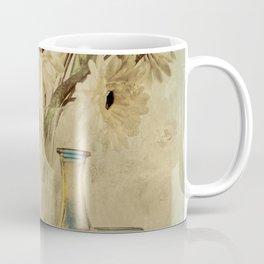 Wine And Wildflowers Coffee Mug