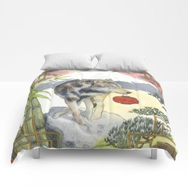 2018 Chinese New Year of the Earth Dog Comforters