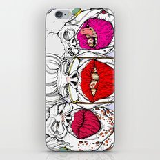 Old Babes iPhone & iPod Skin