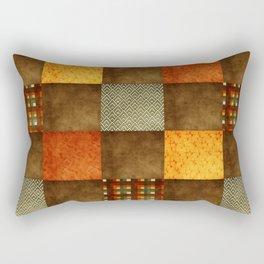 Chérissent Colors of Fall Home Decor Rectangular Pillow