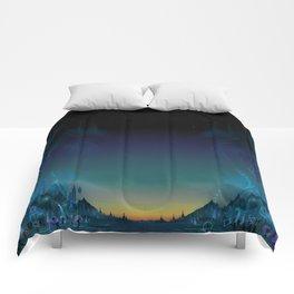 flow festival :: dawn Comforters