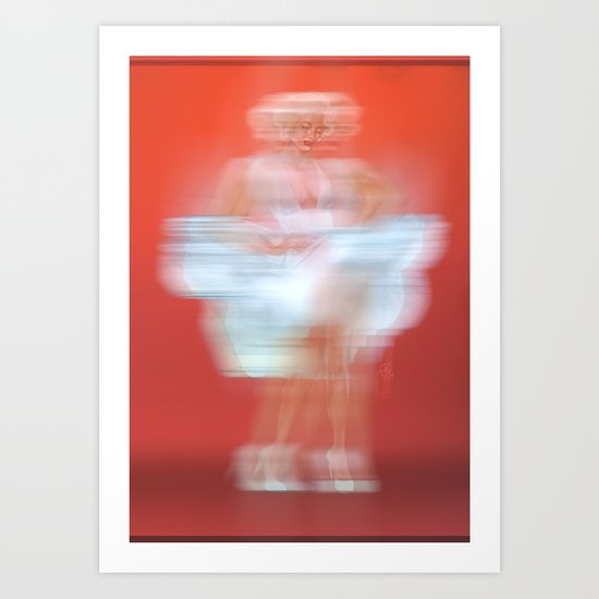 iCON Art Print