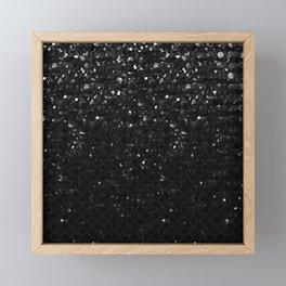 Crystal Bling Strass G283 Framed Mini Art Print