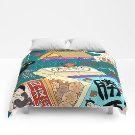 Sumo Print Comforters