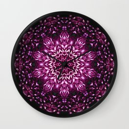 background abstract texture pattern Wall Clock