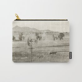 """""""Vintage Valley"""" by Murray Bolesta! Carry-All Pouch"""
