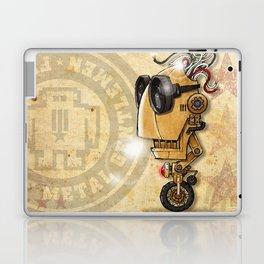FEDERATION OF METAL GENTLEMEN .001 Laptop & iPad Skin