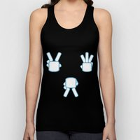Peace Not War [No Text] Unisex Tank Top