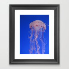 Flying Framed Art Print