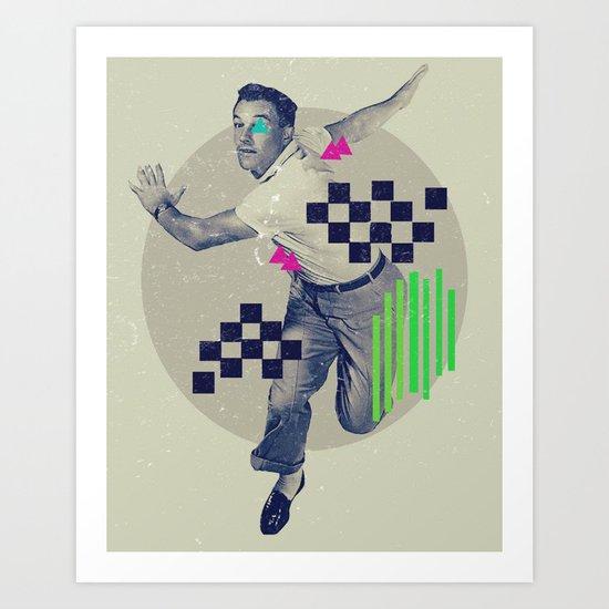 LXVI Art Print