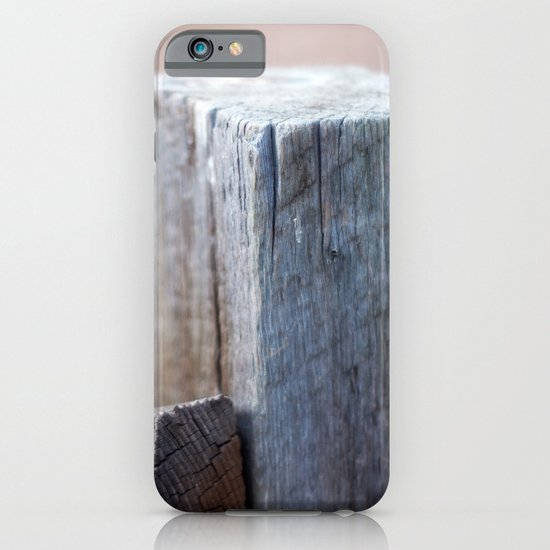 Fence Post II iPhone & iPod Case