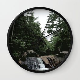 Grafton Notch State Park, Maine Wall Clock