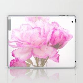 Light Pink Blend Rose #1 #floral #decor #art #society6 Laptop & iPad Skin