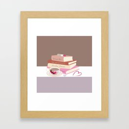 Pin-Up Still Life Framed Art Print
