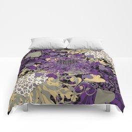 Purple Heart Comforters