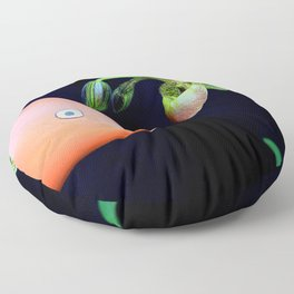 Something's Fishy Floor Pillow