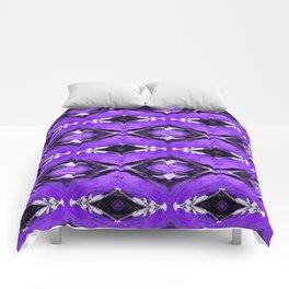 Cortez Abstract Comforters