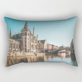 Magic Ghent Rectangular Pillow