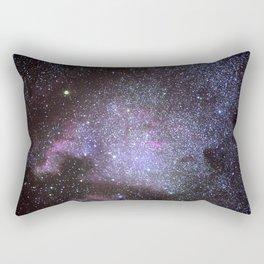 North American Nebulae. The Milky way. North America Nebula Rectangular Pillow