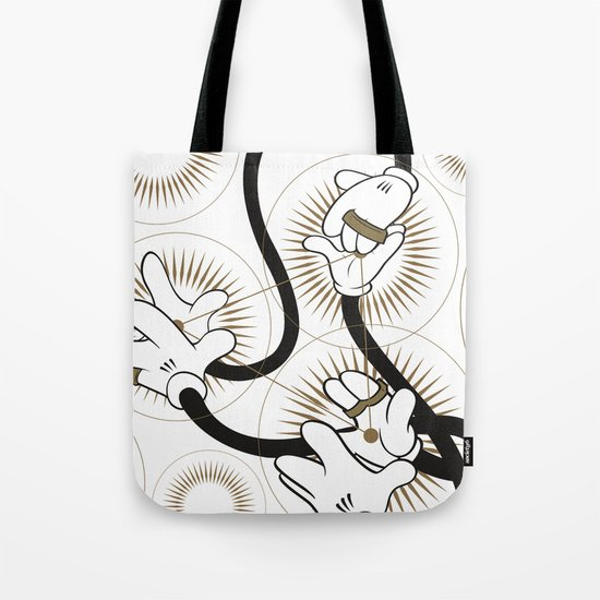 Intertwined Tote Bag