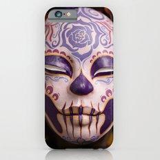 Violet Harvest Muertita Detail Slim Case iPhone 6s