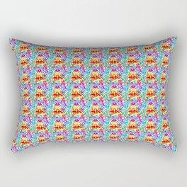 A New World Rectangular Pillow