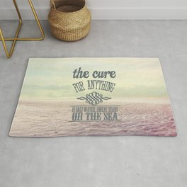 The Cure for Anything  Rug