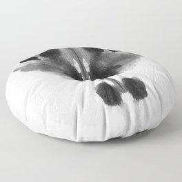 Form Ink Blot No. 10 Floor Pillow
