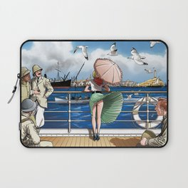 Penny Rogers - Hot wind Laptop Sleeve