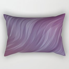 Abstract painting color texture 3 Rectangular Pillow