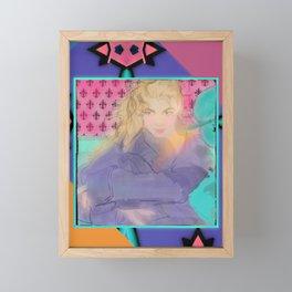 Chill Ville - Framed Mini Art Print