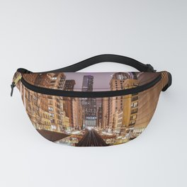 Chicago City Metro Fanny Pack