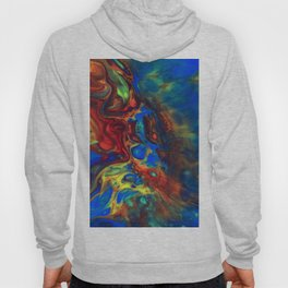 Explotion of colours Hoody