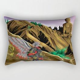 Tengu Rectangular Pillow