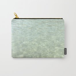 Shallow Waters Carry-All Pouch