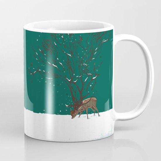 Winter Is All Over You Mug