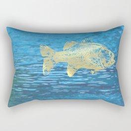 glitterfish OMM Rectangular Pillow