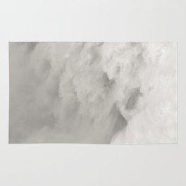 Cloudy Waterfalls Rug