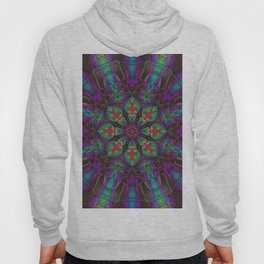 Psychedelic Mandala - Festival Decor Hoody