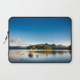 Ducks on Lake Derewentwater near Keswick, England Laptop Sleeve