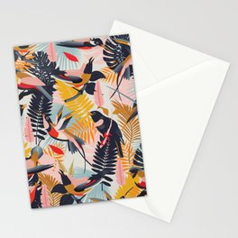 Paradise Birds II. Stationery Cards