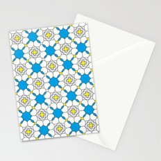 Just a Pattern  Stationery Cards