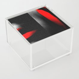 ...so wild for your strawberry mouth Acrylic Box