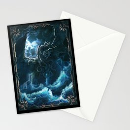 The Call of Cthulhu Stationery Cards