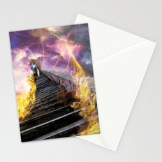 Stairs of Revelation Stationery Cards