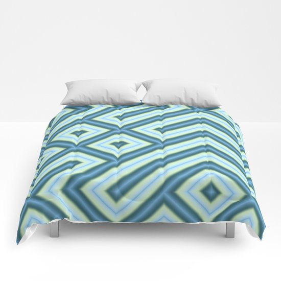 Square Truchets in MWY 01 Comforters