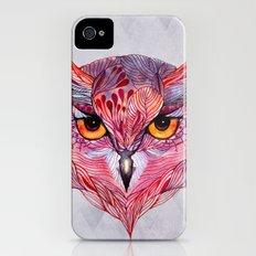 Owla owl iPhone (4, 4s) Slim Case