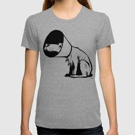 Cone of shame T-shirt
